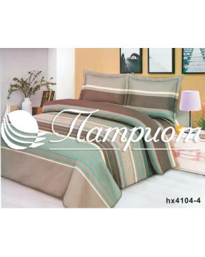 КПБ 1.5 спальный с 1 наволочкой 70*70, полиэстер 60 гр HX4104-4 (Т)