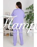 Костюм хирурга женский ткань ТИСИ цветная Модель 3