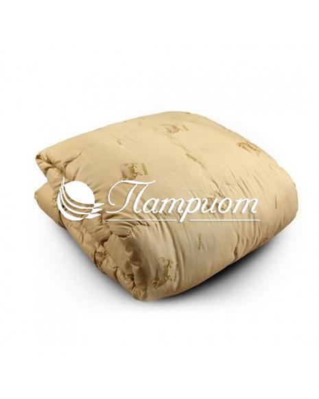 Одеяло овечья шерсть 1.5 спальное в тике (Зима)
