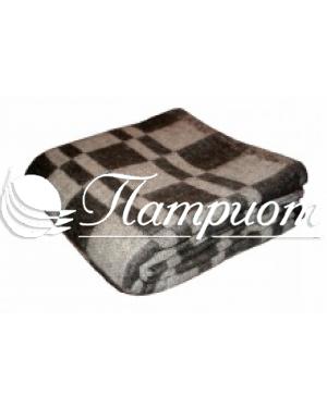 Одеяло полушерстяное 1.5 спальное 470 гр/м2