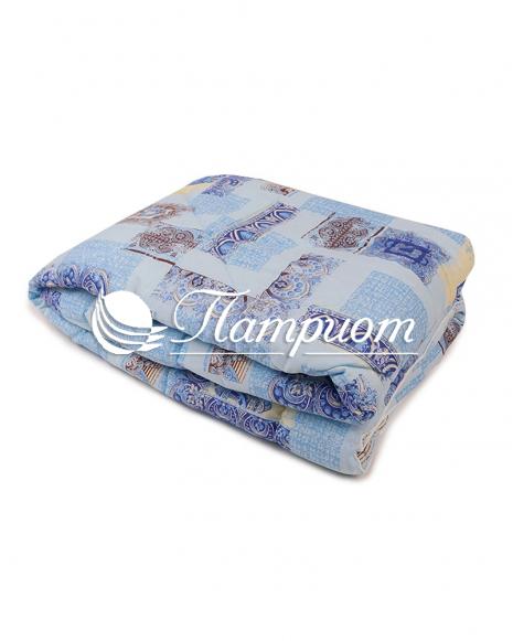 Одеяло синтепон 1.5 спальное в бязи 125 г/м2 (Лето)